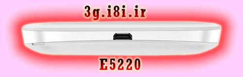 Pocket WiFi-Huawei E5220 MiFi-Mobile WiFi