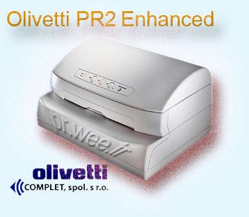 Passbook Printer Olivetti PR2-E-special printers