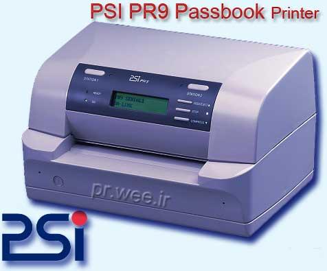 Passbook Printer PSI PR9 special printers
