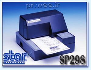 Passbook Printer star SP298-special printers